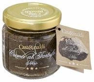 Соус Casa Rinaldi Black truffle cream, 80 г