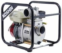 Мотопомпа KOSHIN STH-80X 4 л.с. 900 л/мин