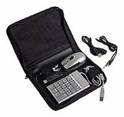 Клавиатура и мышь Thrustmaster Nomads Wireless Pack Silver USB