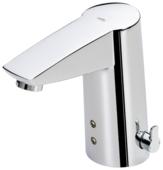 Термостатический сенсорный смеситель для раковины (умывальника) Oras Cubista 2814F