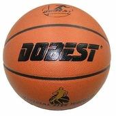 Баскетбольный мяч Dobest PK400 р.7 коричневый