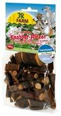Лакомство для кроликов, грызунов JR Farm Knabber-Hölzer Apfelbaum