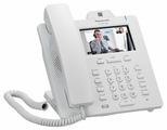 VoIP-телефон Panasonic KX-HDV430 белый