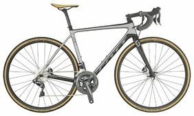 Шоссейный велосипед Scott Addict RC 15 Disc (2019)