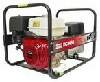 Бензиновый генератор AGT WAGT 220 DC HSB (6500 Вт)