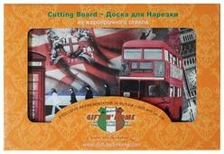 Gift'n'Home Разделочная доска Gift n Home Лондонские фантазии CB-01-Lon 20х30х0.4 см