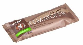 Лакомство для собак Titbit Гематоген мясной Vitamin