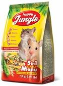 Корм для грызунов Happy Jungle 5 in 1 Daily Menu Основной рацион