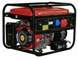 Бензиновый генератор КАЛИБР БЭГ-6500А/220/380 (5800 Вт)
