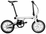 Велосипед Xiaomi MiJia QiCycle (черный)