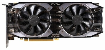 Видеокарта EVGA GeForce RTX 2080 1800MHz PCI-E 3.0 8192MB 14000MHz 256 bit HDMI HDCP XC GAMING