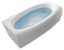 Ванна RAVAK Evolution 180x102 PU-PLUS акрил