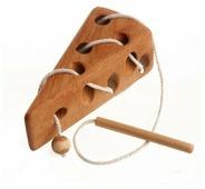 Шнуровка Леснушки Сыр (L0601)