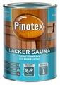Лак Pinotex Lacker Sauna (1 л) водорастворимый