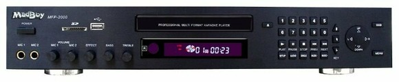 DVD-плеер Madboy MFP-2000