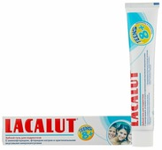 Зубной гель Lacalut Teens 8+