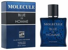 Парфюмерия XXI века Molecule Blue De Homme