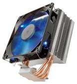 Кулер для процессора Reeven E12 Blue LED