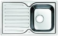 Врезная кухонная мойка IDDIS Strit STR78SRi77
