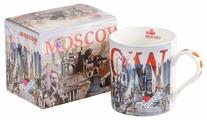 Gift'n'Home Кружка гигант подарочная Москва -Сити 700 мл