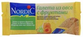 Галета Nordic из овса с фруктами, 30 г