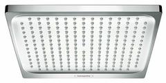 Лейка верхнего душа встраиваемый hansgrohe Crometta E 240 1jet EcoSmart 26727000 хром