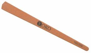 Yoko Пилка конус на деревянной основе, 150/220 грит
