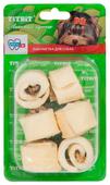 Лакомство для собак Titbit Роллы из кожи с начинкой Б2-XL