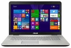 Ноутбук ASUS N751JK