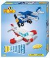 Hama Набор термомозаики 3D Самолеты (3242)