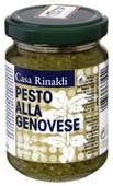 Соус Casa Rinaldi Pesto in extra virgin olive oil, 130 г
