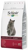 Корм для стерилизованных кошек Schesir с курицей