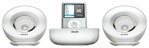Портативная акустика Philips SBD6000