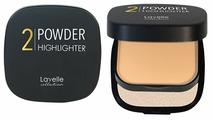 Lavelle Collection Пудра+хайлайтер Powder Highlighter тон 04
