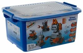 Электромеханический конструктор BanBao Science Education 6917 Ультразвуковые роботы