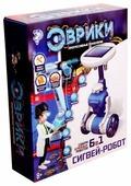 Электромеханический конструктор Забияка Эврики 1824304 Сегвей-робот 6 в 1