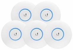 Wi-Fi точка доступа Ubiquiti UniFi AC LR 5-pack