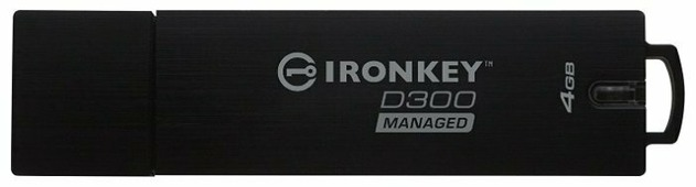 Флешка Kingston IronKey D300 Managed