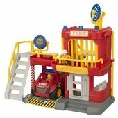 HTI Игровой набор Пожарный расчет Teamsterz: Fire Rescue 1416249