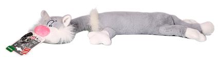 Игрушка для собак GiGwi Dog Toys Кот (75227)