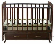 Кроватка Ведрусс Радуга 4 (классическая), поперечный маятник