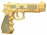 Сборная модель Чудо-Дерево Пистолет Беретта M-92F (P112)