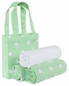 Guten Morgen набор полотенец в сумке Горох