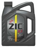 Моторное масло ZIC X7 LS 10W-40 4 л