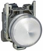 Лампа индикаторная в сборе Schneider Electric XB4BVB1
