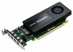 Видеокарта HP Quadro K1200 PCI-E 2.0 4096Mb 128 bit