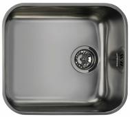 Врезная кухонная мойка smeg UM45 47х42см нержавеющая сталь