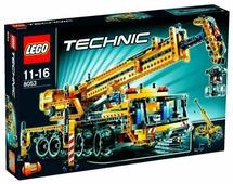 Конструктор LEGO Technic 8053 Передвижной кран