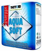Туалетная бумага Thetford The Original Aqua Soft белая двухслойная