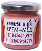 Крем-мед НетНеСлипнется Тонизирует и освежает Клюквенный
